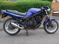 Yamaha XJ 600 S Diversion (streetfighter)