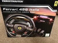Thrustmaster Ferrari F458 Italia Racing Wheel (Xbox 360)