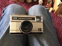 Vintage Kodak 277x instamatic camera