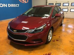 2018 Chevrolet Cruze LT Auto POWER SUNROOF! POWER DRIVER'S SE...