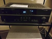 Yamaha rxv 373 amplifier for sale.