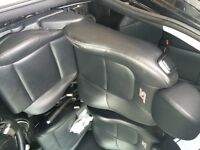 Ford Fiesta ST 150 2.0 05-09 Full Black Leather Complete Interior