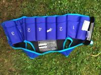 Zoggs Bobin floatation jacket - learning to swim