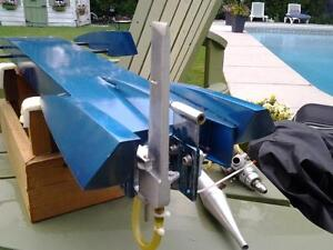 RC 3.5 Hawk outrigger Hydroplane London Ontario image 5
