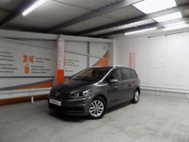 Volkswagen Touran SE TDI BLUEMOTION TECHNOLOGY (grey) 2017-07-31