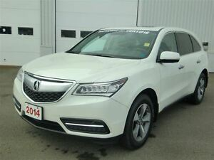 2014 Acura MDX Base-CERTIFIED