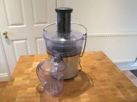 Duronic JE7 centrifugal juicer 700 w