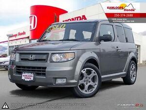 2007 Honda Element EX-P