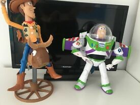 Toy story items like new