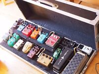 large pedal board (swan flight case)