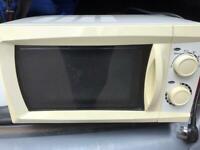 Morrisons 17l microwave