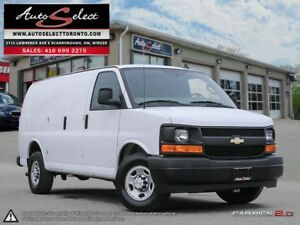 2017 Chevrolet Express 2500 ONLY 39K! **NOT A MIS-PRINT** GRE...