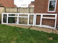X3 double glazed windows