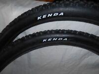KENDA 27.5 BRAND NEW TYRES