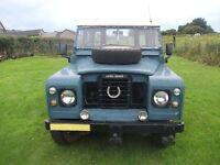 Landrover 88 SWB 1984 Diesel