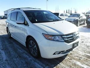 2016 Honda Odyssey Touring DVD Leather Power Doors