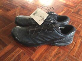 brand new, Salomon S-LAB Speed black ltd UK size 9