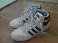 "Adidas ""Top Ten"" Gym Shoes"
