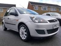 57 plate Ford Fiesta Style Climate 1.25 Petrol for sale