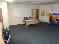 Small and Large Office Space To Rent / Let . All Inclusive.