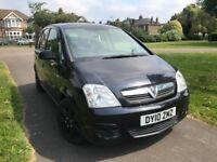 Vauxhall Meriva 1.4 i 16v Club 5dr HPI CLEAR,LONG MOT