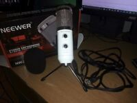 Neewer NW-300E USB Microphone - Boxed As New