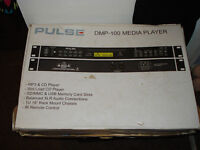 pulse DMP -100 MEDIA PLAYER NEW IN BOX