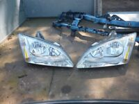 2006 Ford Focus Headlights Both Sides Available