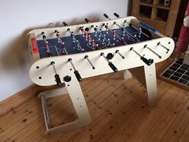 RILEY AZTECA FOLDING FOOTBALL TABLE