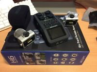 Zoom H6n audio recorder - mint condition
