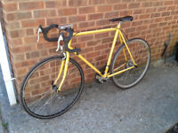 """Raleigh British Retro Vintage Road """"A"""" Racing Bike 14 Speed Simano 1960s / 1970s FREE DELIVERY"""