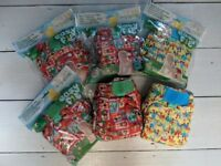 TotsBots Easy Fit reusable nappies (never used, only pre-washed)