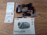 Canon VIXIA HF100 Digital Video Camera
