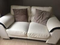 2 Sofas for sale £40 ONO