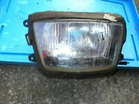 SUZUKI GSF1200 GSF600 GSF 600 1200 BANDIT MARK 1 FAIRED MODEL HEADLIGHT