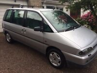 Fiat Ulysse 7 Seater People Carrier -Spares or Repair