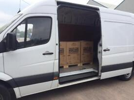 Professional Van and Driver Hire/ Removal Service/Transport/Delivery|Man and Van| Clearance