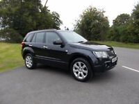 2006 55 SUZUKI GRAND VITARA 2.0 5 DOOR 4X4 MOT OCTOBER 2017