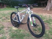 High spec on one inbred mountain bike special build