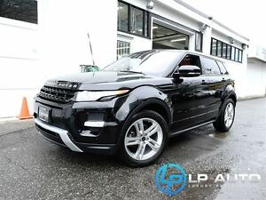 2012 Land Rover Range Rover Evoque Dynamic Premium! Easy Approva