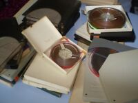 REEL TAPE RECORDER TAPES