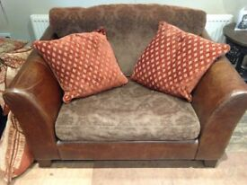 2 seater sofa love seat chair