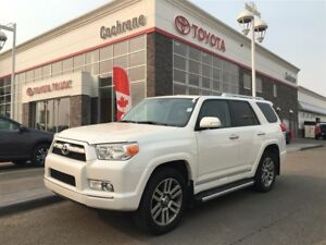 2011 Toyota 4Runner - ACCIDENT FREE, LIMITED MODEL!! -