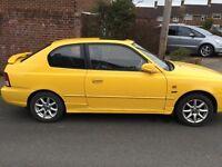 Hyundai Accent 1.5 Petrol Yellow Full service history. MOT until July