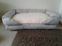 'Lords and Labradors' Luxury Handmade Puppy Bed