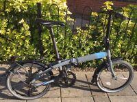 Tern folding bike - High-end folding bike