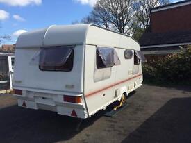 Abbey Lancaster 5 berth caravan
