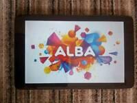 10 inch alba tablet