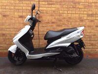 Yamaha NXC125 Cygnus X 125cc *Showroom Condition & FSH*