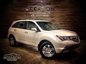 2009 Acura MDX AWD CUIR TOIT OUVRANT 7 PLACES
